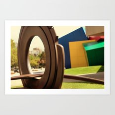 Strong Museum of Play Art Print