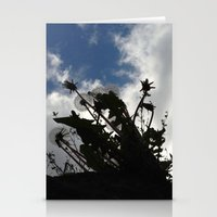 Eyes Skywards Stationery Cards