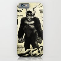 Robot Monster iPhone 6 Slim Case