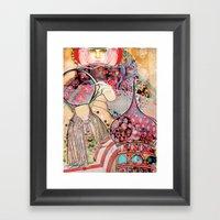 Russian Dressing For Mor… Framed Art Print