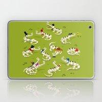 Crocodile Couture Laptop & iPad Skin