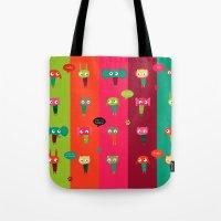 Cute animals Tote Bag