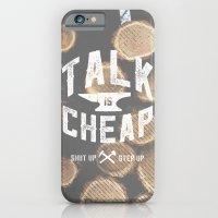 Talk is Cheap iPhone 6 Slim Case