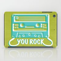 You Rock iPad Case
