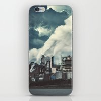 Factory of Grunge iPhone & iPod Skin