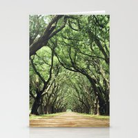 Canopy of Oaks Stationery Cards