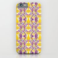 Rorschach Succulent - Co… iPhone 6 Slim Case