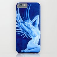 Blue Angel iPhone 6 Slim Case