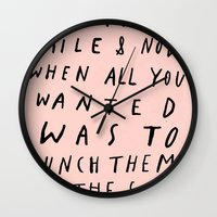 THE ART OF Wall Clock