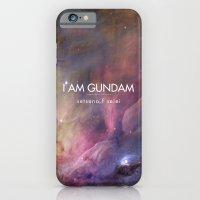 Gundam Retro Space 2 iPhone 6 Slim Case