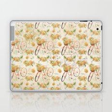 Vintage Sunflowers #11 Laptop & iPad Skin