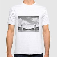 Vanishing Point Mens Fitted Tee Ash Grey SMALL