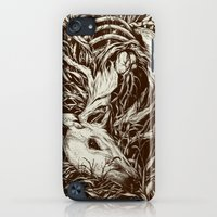 iPhone Cases featuring doe-eyed by Teagan White