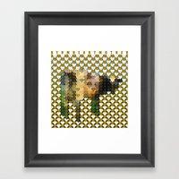 Atom Heart Mother Framed Art Print