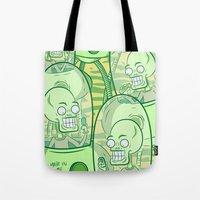 We Come In Peace II The … Tote Bag