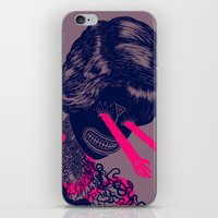 Look Into My Beautiful E… iPhone & iPod Skin