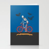 HELL ON WHEELS Stationery Cards