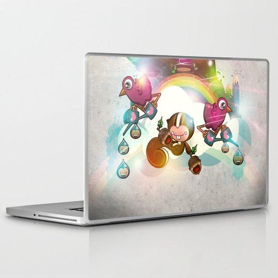 Salvation Laptop & iPad Skin