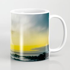 The Infinite Spirit Tranquil Island Of Twilight Maui Hawaii Mug