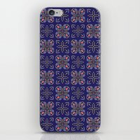 Royal [abstract pattern A] iPhone & iPod Skin