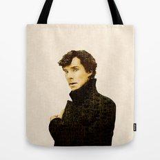 Sherlock Lives Tote Bag