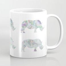 speckled rhinos Mug