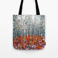 :: Run Free Woods :: Tote Bag