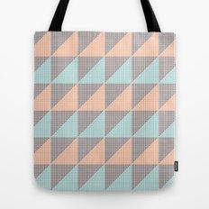 Triangles. Tote Bag