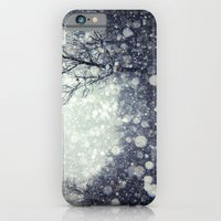 iPhone & iPod Case featuring Let it Snow by 8daysOfTreasures