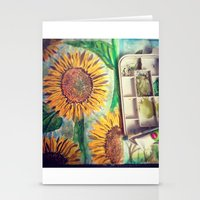 Paint a Brighter Day Stationery Cards