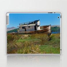 Point Reyes Shipwreck Laptop & iPad Skin