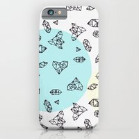 iPhone & iPod Case featuring you are my geometric desire... by Serpentine