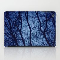 Winter Evening iPad Case