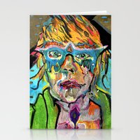 Uranium Girl Stationery Cards