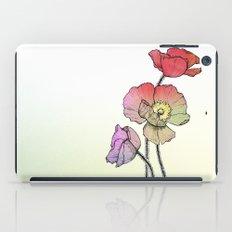 Three Poppies iPad Case