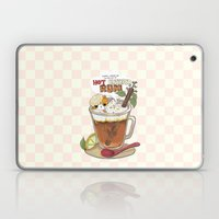 Hot Buttered Rum Laptop & iPad Skin