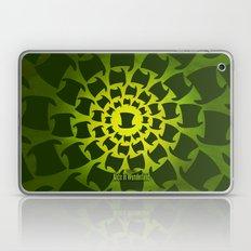 Alice in wonderland Minimal art Laptop & iPad Skin