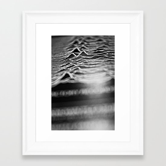 joy division Framed Art Print