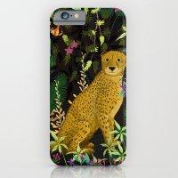 Jungle Leopard iPhone 6 Slim Case