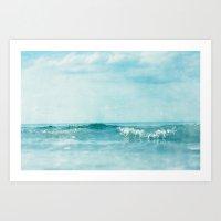 Ocean 2237 Art Print