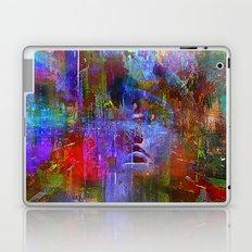 La statue Laptop & iPad Skin