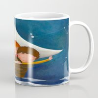 At The Sea Mug