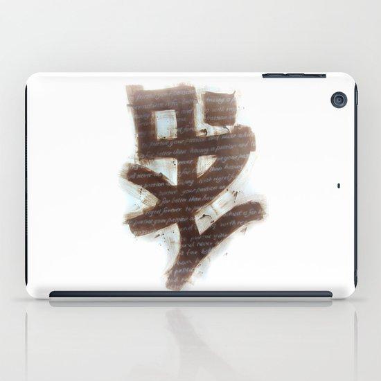 passion iPad Case