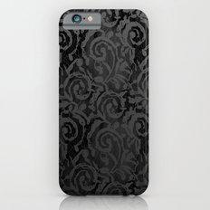 Black Lace Slim Case iPhone 6s