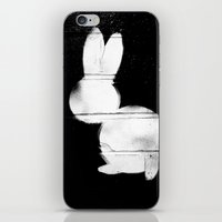 B-Bunny iPhone & iPod Skin