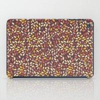 Autumn Whispers iPad Case