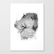 Palm Eyes Canvas Print