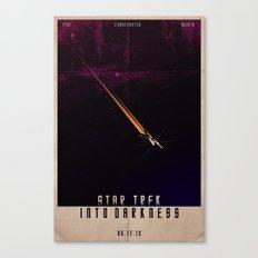 Star Trek - Into Darkness Canvas Print