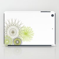 Modern Spiro Art #4 iPad Case