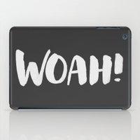 WHOA! iPad Case